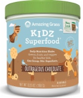 Amazing Grass Kidz Chocolate SuperFood Drink Powder