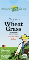 Amazing Grass Organic Wheat Grass Whole Food Drink Powder