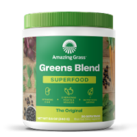 Amazing Grass Green Superfood Original Whole Food Dietary Supplement Powder
