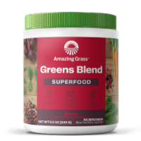 Amazing Grass Berry Green Superfood Powder