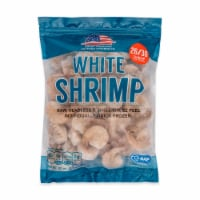 Great American Seafood Raw Headless Shell-On EZ Peel White Shrimp (Approximate Delivery is 3-6 Days)