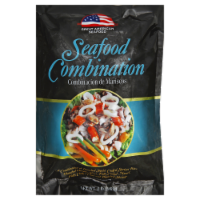 Great American Seafood Medley
