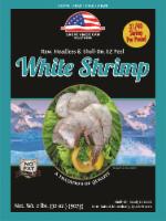 Great American Seafood Raw Headless & Shell-on EZ Peel White Shrimp