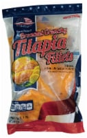 Great American Seafood Breaded Crunchy Tilapia Fillets