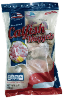Great American Seafood Frozen Catfish Nuggets