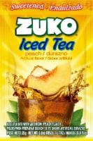 Zuko Peach Iced Tea Drink Mix Packet