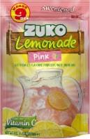 Zuko Pink Lemonade Family Pack Drink Mix