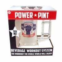 Novelty FF102 Power Pint Beer Mug - 1