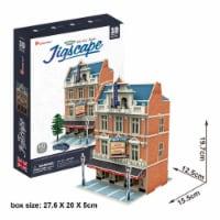 3D Puzzles CFHO4101H West End Theatre 3D Puzzle, 55 Piece - 55