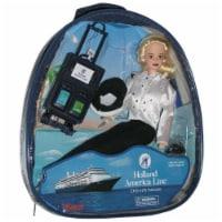 Daron Worldwide Trading  DA980 Holland America Doll - In Back Pack Sku 525814-0 - 1