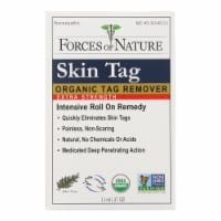 Forces of Nature - Skin Tag Control - Certified Organic - Extra Strength - 11 ml - Case of 1 - 11 ML each