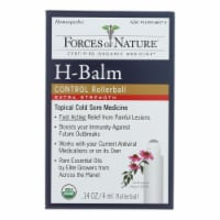 Forces Of Nature - H Balm Control Xs - 1 Each - 4 ML - Case of 1 - 4 ML each