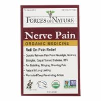 Forces Of Nature Nerve Pain Mangmnt Rollerball Activtor Topical Mdicne -1 Each-4 ML-Pack of 3 - Case of 3 - 4 ML each