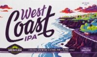 Green Flash Brewing Co. West Coast IPA Beer