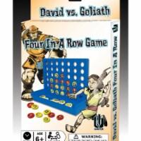 Talicor 6511 David vs Goliath Four in Row Game - 6 Plus Age