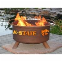Patina Products F406 Kansas State Fire Pit