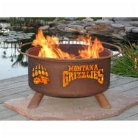 Patina Products F411 Montana Fire Pit - 1