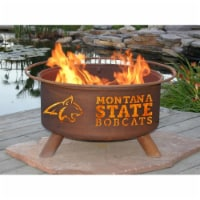 Patina Products F414 Montana State Fire Pit - 1
