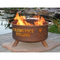 Patina Products F468 Fresno State Fire Pit - 1