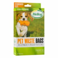 BioBag Standard Size Pet Waste Bags 50 Count