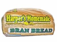 Harper's Homemade Bran Bread