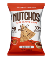 Nutchos Barbeque Real Almond Chips
