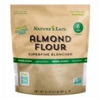 Nature's Eats Gluten-Free Superfine Blanched Almond Flour - 32 oz