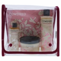 Cowshed Udderly Gorgeous Maternity Kit 10.15oz Bath and Shower Gel, 8.45oz Leg and Foot Treat - 3 Pc