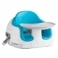 Bumbo B11115A1 Baby/Toddler Adjustable Height 3-in-1 Non-Slip Multi Seat, Blue - 1 Unit