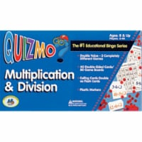 Learning Advantage Ctu8243 Quizmo Multiplication & Division