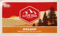 Alpine Beer Company Nelson IPA Beer - 6 cans / 12 fl oz
