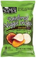Samai Sea Salt Rainforest Veggie Crisps