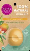 EOS Tropical Mango Natural Shea Lip Balm - 1 ct