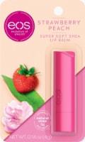 EOS Flavor Strawberry Peach Stick Lip Balm