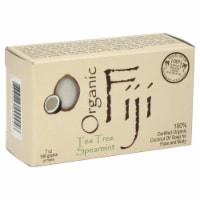 Organic Fiji Tea Tree Spearmint Soap