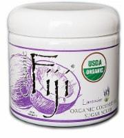 Organic Fiji  Sugar Polish Lavender - 20 oz