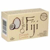 Organic Fiji Pineapple Coconut Soap - 7 oz