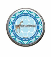 Out Of Africa  Unscented Shea Butter Tin (boxed)