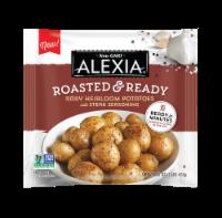 Alexia® Roasted & Ready Baby Heirloom Potatoes with Steak Seasoning