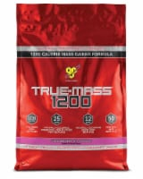 BSN  True Mass® 1200   Strawberry Milkshake