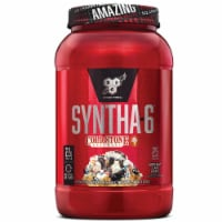 BSN Syntha-6 Cold Stone Creamery Birthday Cake Flavor Protein Powder