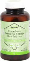 Vitacost Synergy Grape Seed Green Tea & Grape Skin Extracts Capsules - 60 ct