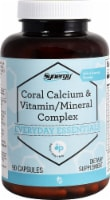 Vitacost  Synergy Coral Calcium and Vitamin/Mineral Complex