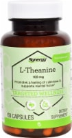 Vitacost Synergy L-Theanine 100mg Capsules - 60 ct