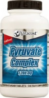 Vitacost Pyruvate Complex Vegetarian Tablets 1200mg