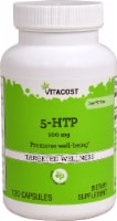 Vitacost 5-HTP 100mg Capsules - 120 ct