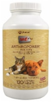 Vitacost - Tag ArthroPower For Pets Bacon Flavored Chewable Tablets