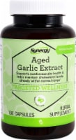 Vitacost Synergy Aged Garlic Extract with Red Yeast Rice - 180 ct