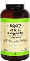 Vitacost Root2 42 Fruits & Vegetables Dietary Supplement Capsules
