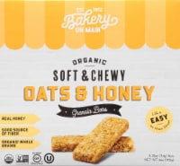 Bakery On Main Oat and Honey Granola Bars
